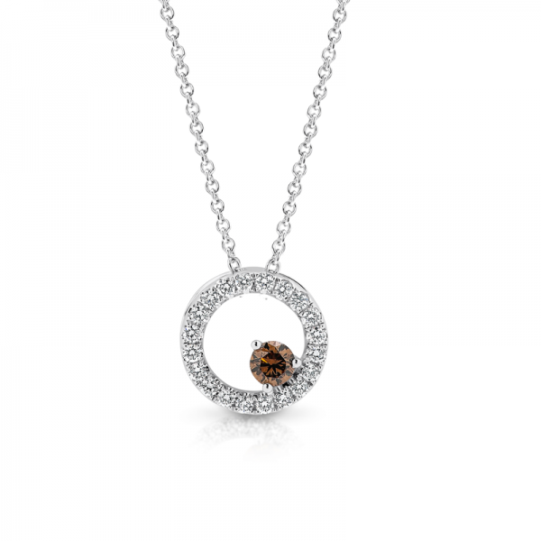 Circle of Love Pendant with Chain