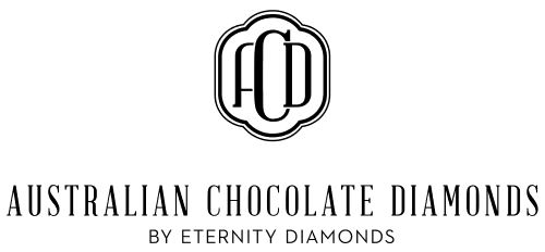 Australian Chocolate Diamonds Logo